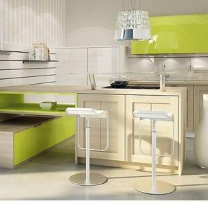Retro inlay door kitchen