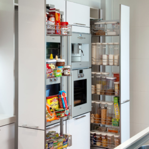 Kitchen Storage design