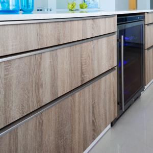 featured wood kitchen deisng