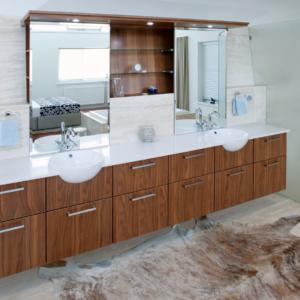 Luxury bathroom perth