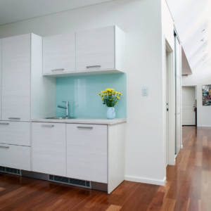 Kitchenette renovation