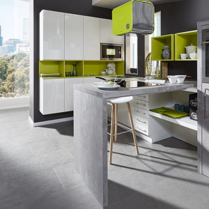 funky kitchen design
