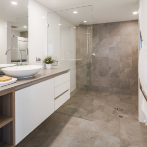 Bathroom design Perth